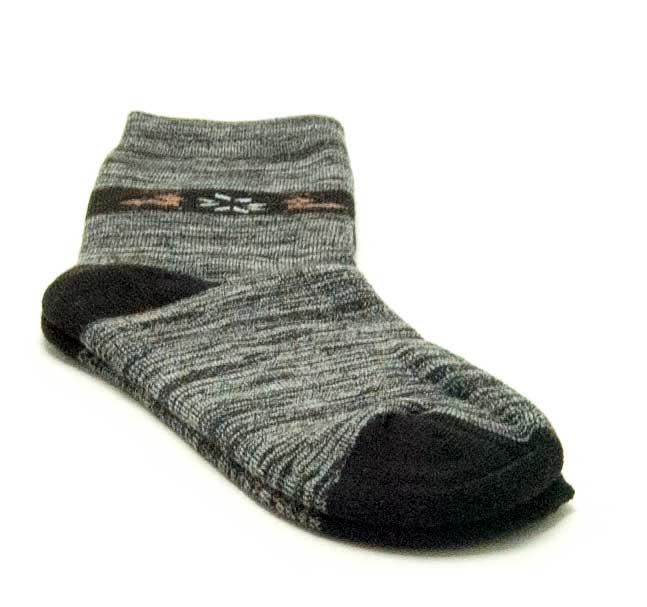 Enrollar calcetines con compresión paso 1