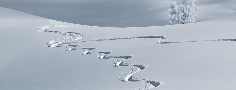 calcetines para esquiar en nieve