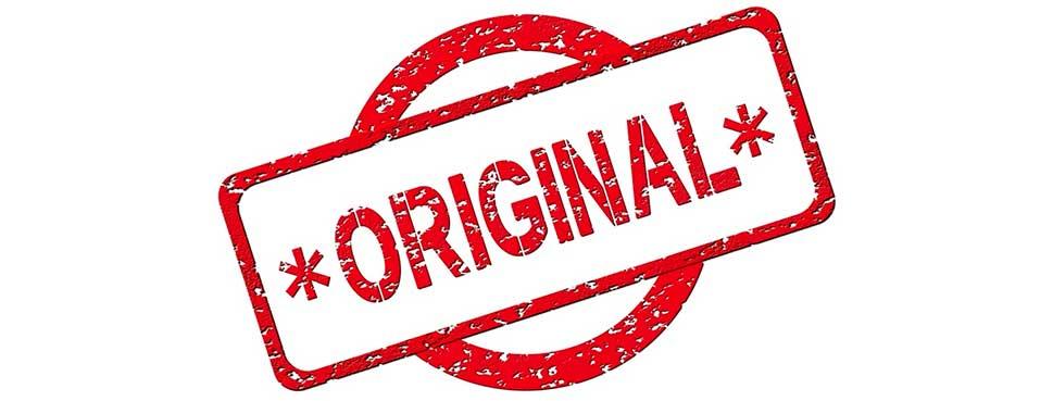 marcas originales