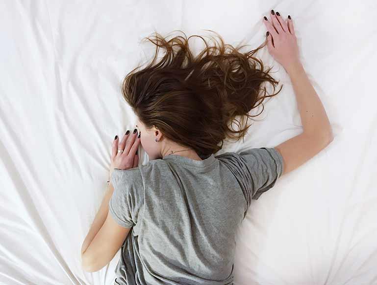 Puntos a favor para dormir con calcetines