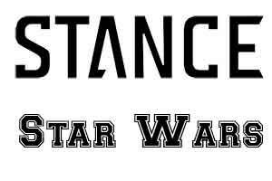 Calcetines Stance Star Wars