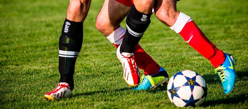 Medias de entrenamiento para fútbol