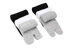 Calcetines japoneses tabi